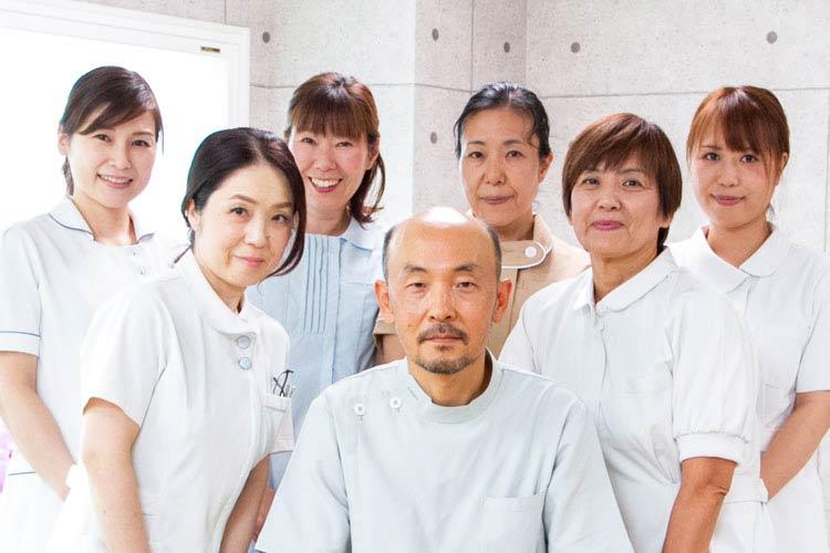 いくま歯科医院 スタッフの写真