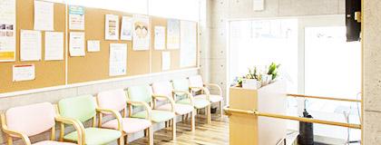いくま歯科医院 診療室内を含む写真