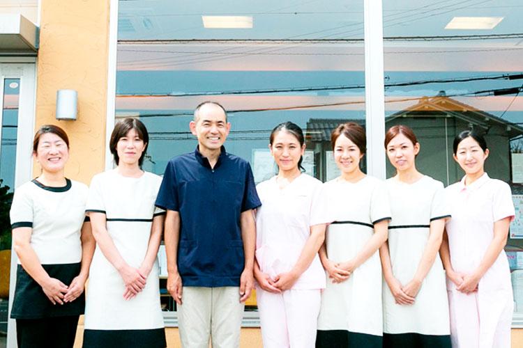 福田歯科クリニック スタッフの写真