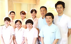 若島歯科医院 スタッフの写真