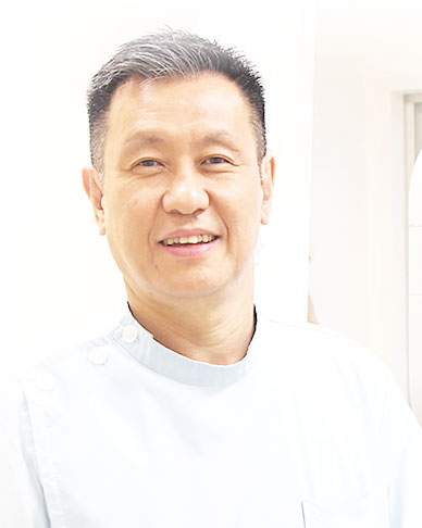 若島歯科医院 院長の写真