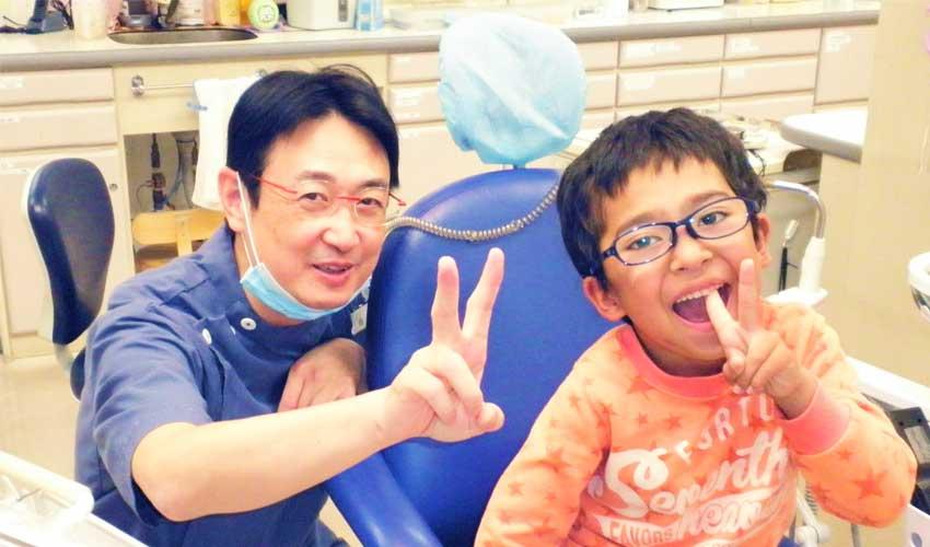 医療法人オカダ歯科クリニック 医院外観の写真