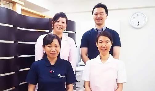 サンフラワー松戸歯科医院 スタッフの写真