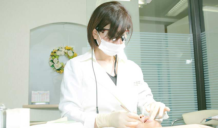 田辺歯科医院 治療