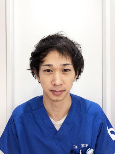 にっぽり三国歯科 院長の写真