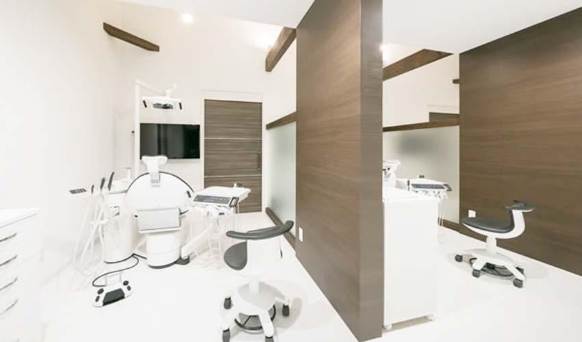 こうの歯科・矯正歯科クリニック 診療室2