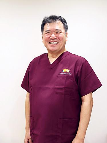 ホワイトエッセンス広島駅前歯科 院長の写真