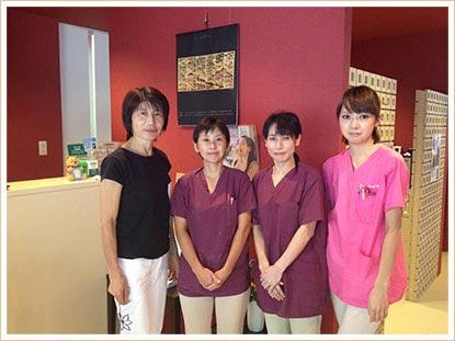 ナカノ歯科クリニック スタッフの写真