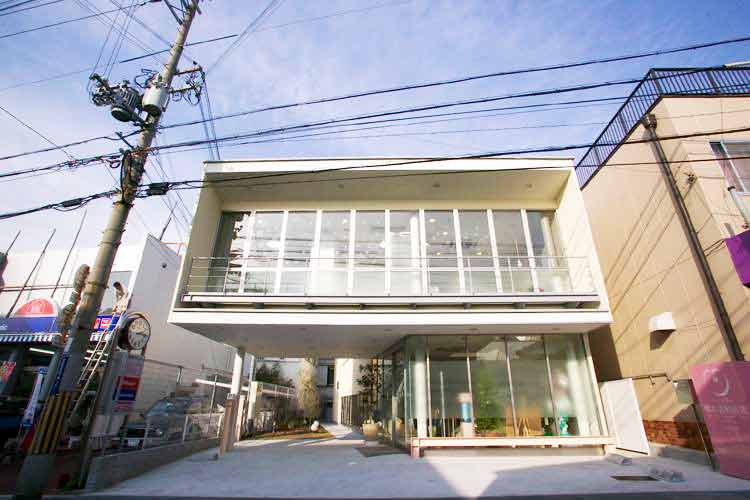 橋本歯科医院 医院外観の写真