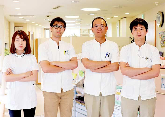 橋本歯科医院 集合写真
