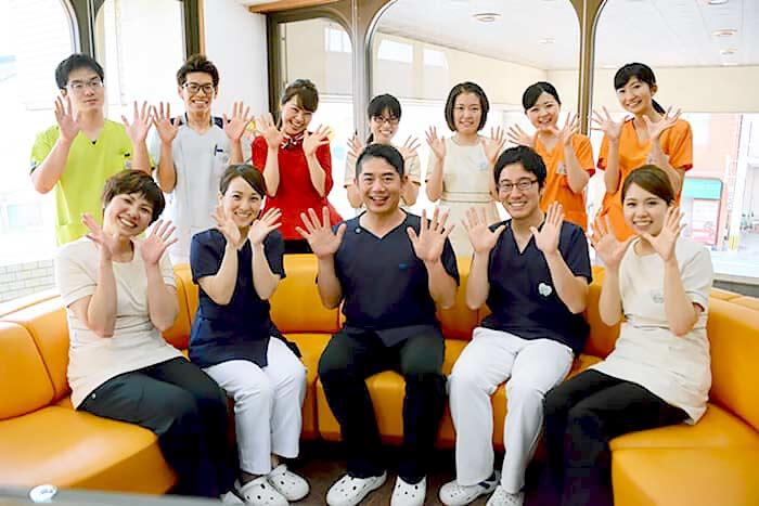 上田歯科医院スタッフの写真
