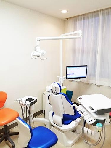 まつざき歯科クリニック 診療室2