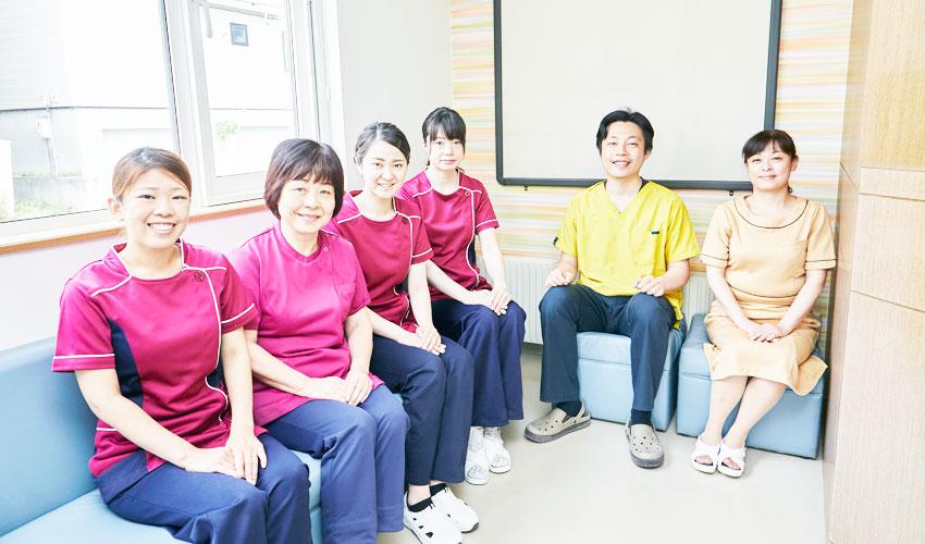 村川歯科医院 スタッフの写真