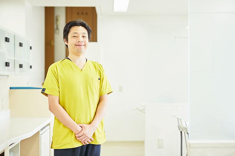 村川歯科医院 院長の写真