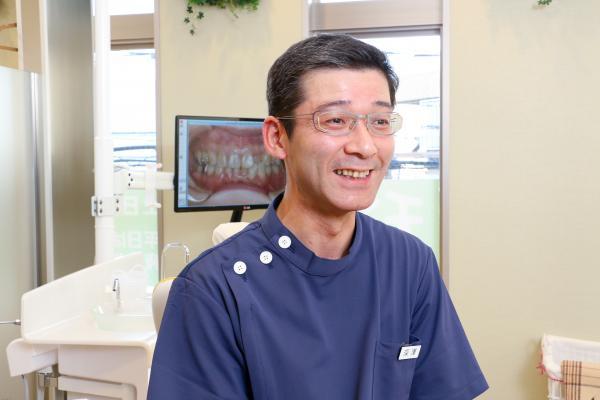 国立深澤歯科クリニック 院長の写真