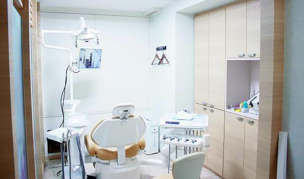 れんげクリニック 診療室内を含む写真