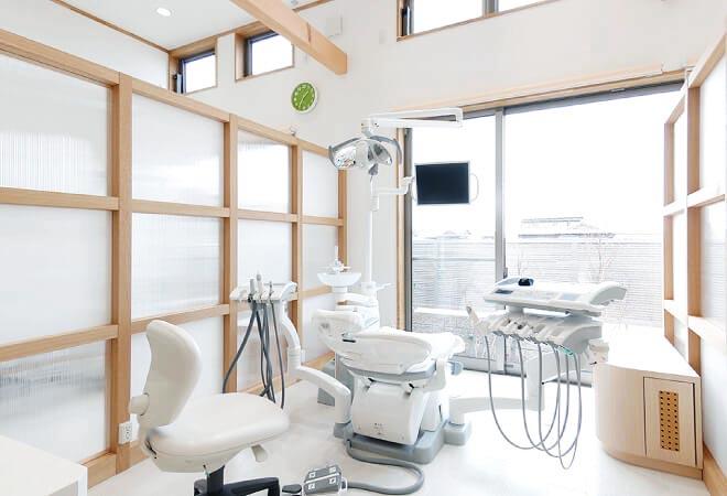 とも歯科クリニック 診療室
