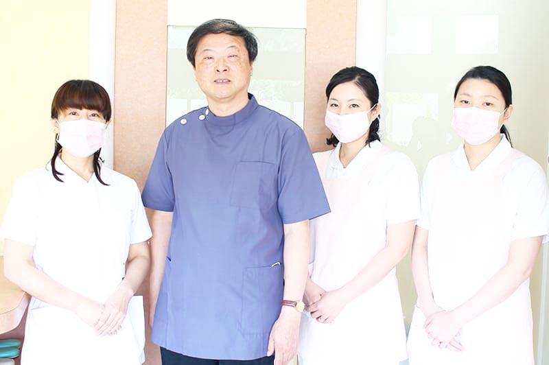 ウェルシティ横須賀歯科診療所 スタッフの写真