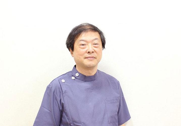 ウェルシティ横須賀歯科診療所 院長の写真