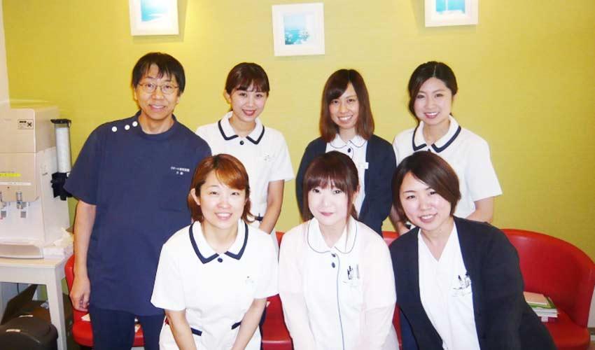 ラポール歯科医院 集合写真