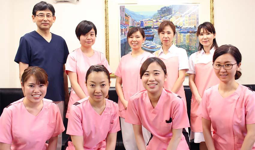 いわた歯科医院 スタッフの写真