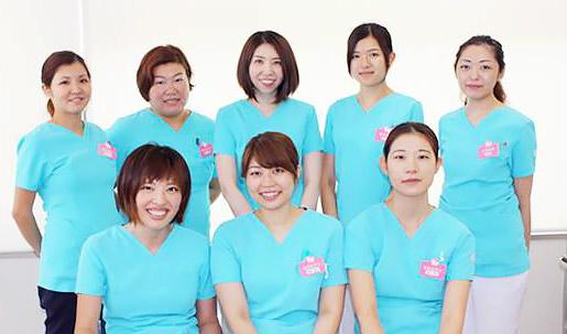 稲城はせがわ歯科医院スタッフの写真