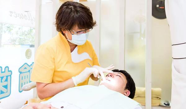 高輪歯科医院 スタッフの写真
