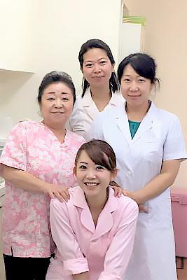 清水坂歯科医院 スタッフの写真