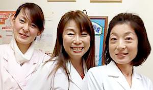 清水坂歯科医院 ドクターとスタッフ