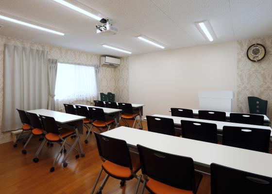 ササキデンタルクリニック 2階の研修ルーム