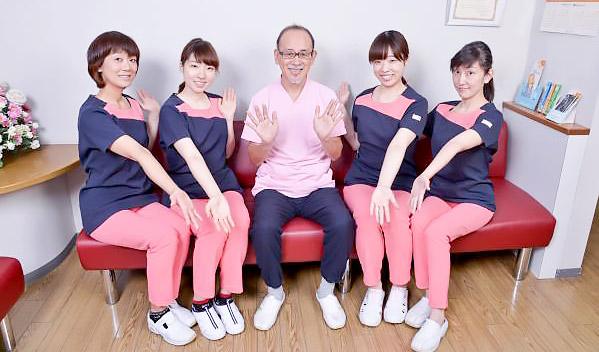 ハタテ歯科医院 スタッフの写真