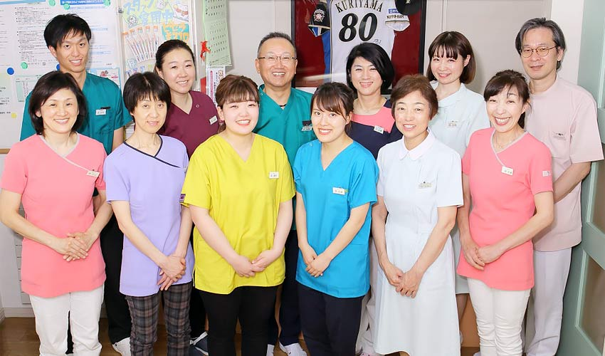 加藤歯科 医院外観の写真