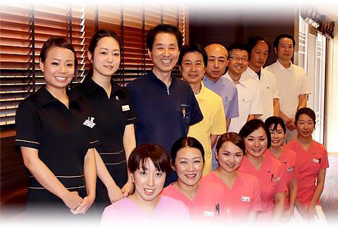 松本歯科医院 スタッフの写真