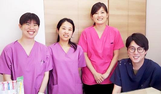 浦和歯科 スタッフの写真