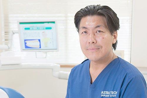 大林歯科医院 院長の写真