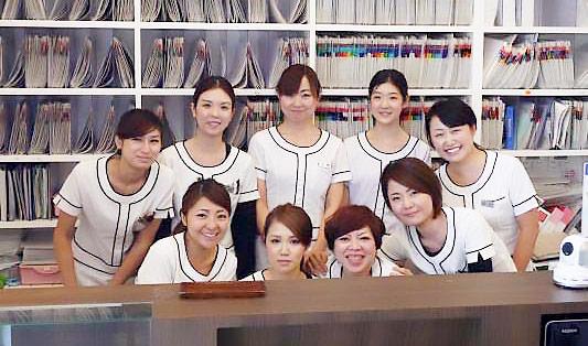 川上歯科あべの診療所 スタッフの写真