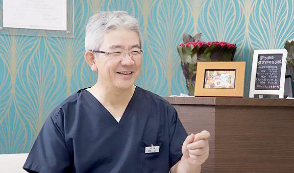 川上歯科あべの診療所 院長の写真
