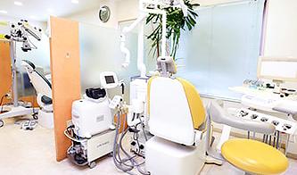 マンボウ歯科クリニック 診療室