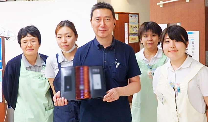 河村歯科医院集合写真