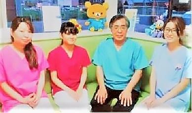 原島歯科医院 スタッフの写真