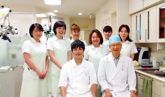 吉野歯科医院スタッフの写真