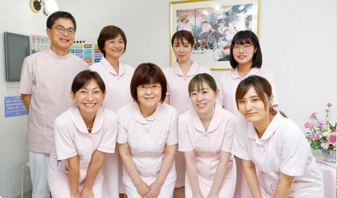 にい歯科・矯正歯科スタッフの写真
