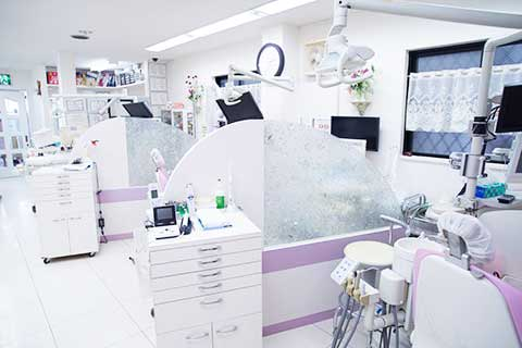 にい歯科矯正歯科 診療室2