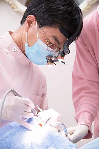にい歯科矯正歯科 院長の写真