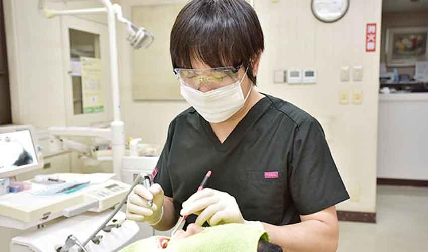 本厚木歯科クリニック 治療