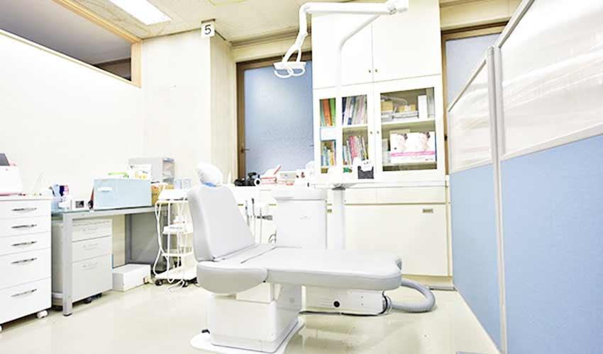 本厚木歯科クリニック 診療室