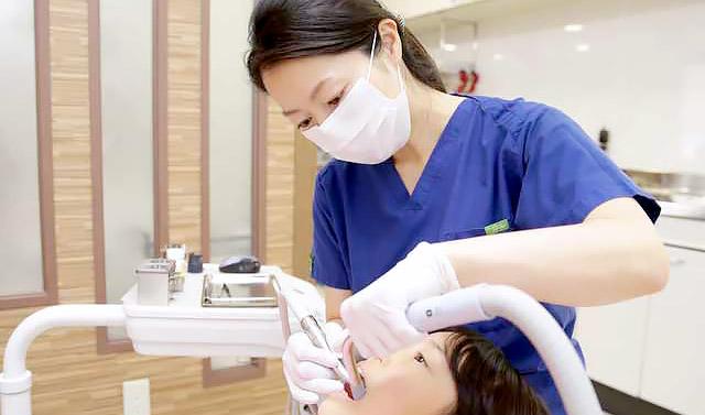 かないずみ歯科医院 治療