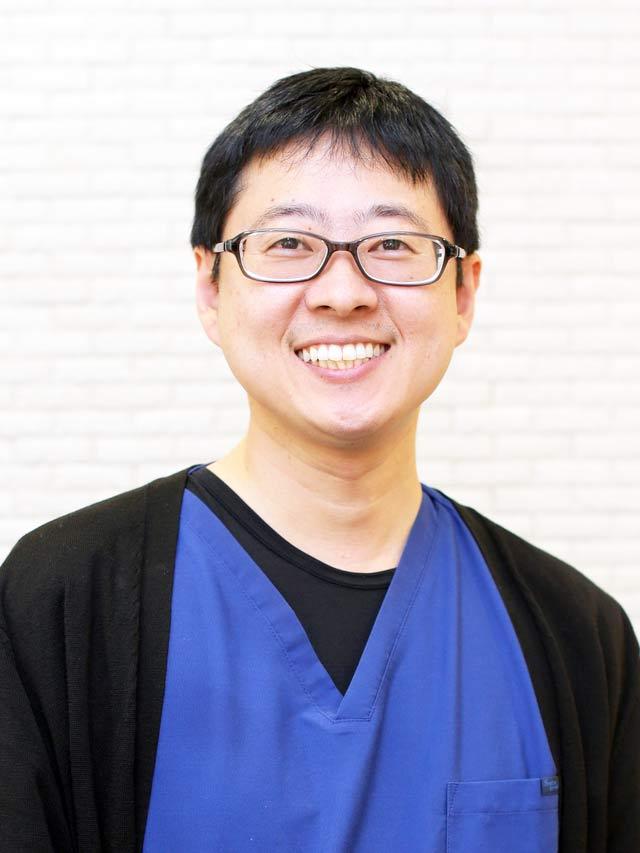 かないずみ歯科医院 院長の写真