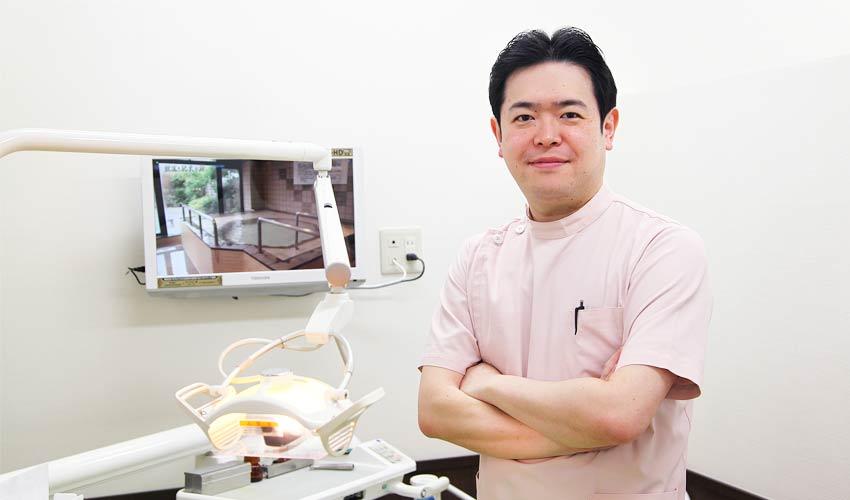 あさひ歯科 院長の写真