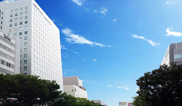 ノーブルデンタルクリニック仙台医院外観の写真